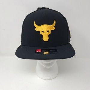 Under armour BRAHMA SnapBack hat new with tags